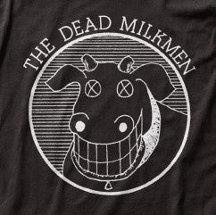 Dead Milkmen Cow Black