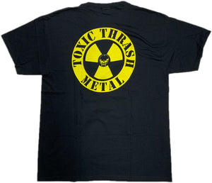 Toxic Holocaust Evil Never Dies w/Back Print