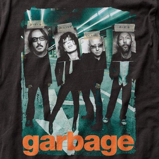 Garbage Taped