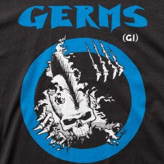 Germs Skull Ripping