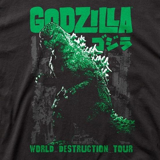 Godzilla World Destruction Tour