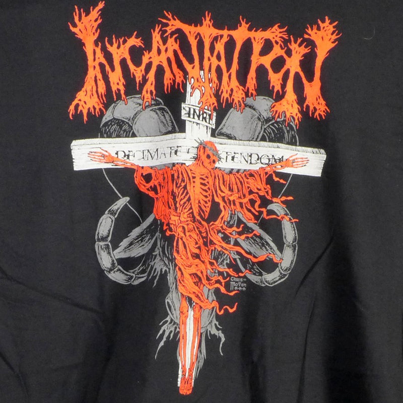 Incantation Crucifixion Tour