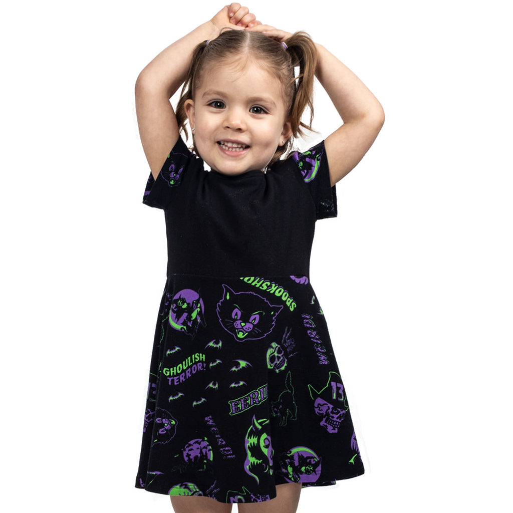 Spookshow Toddler/Kids Dress
