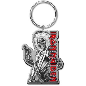 Iron Maiden Killers Keychain