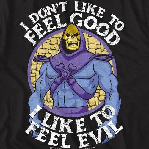 Masters of the Universe Feel Evil