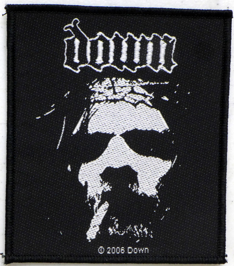 Down Jesus Patch