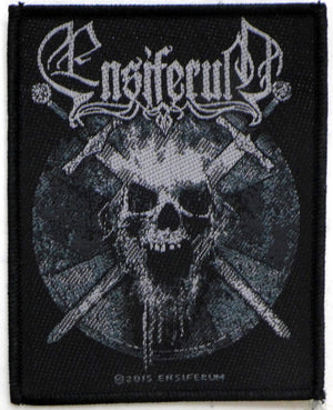 Ensiferum Skull Patch