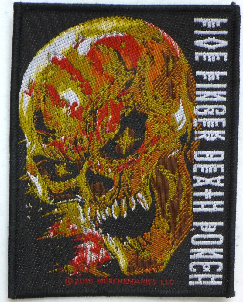 Five Finger Death Punch And Justice Patch