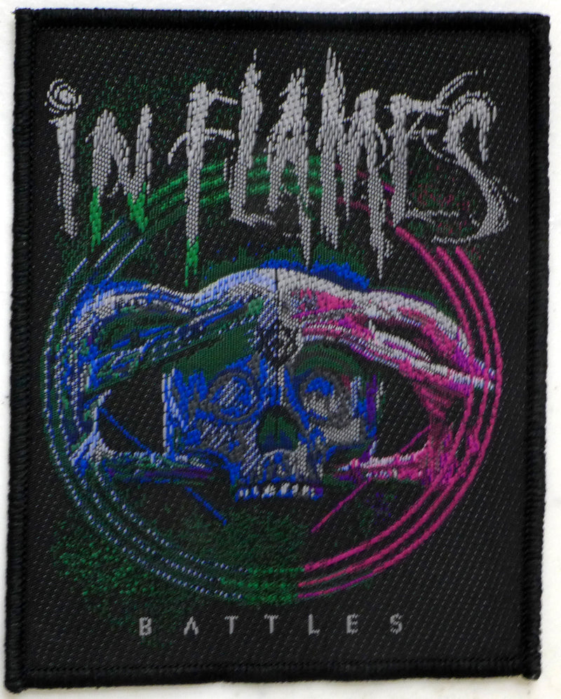 In Flames Battles Patch