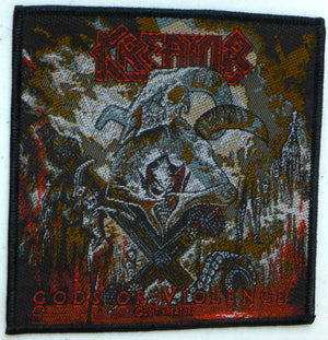 Kreator Gods of Violence Patch