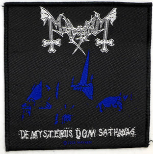 Mayhem De Mysteriis Patch