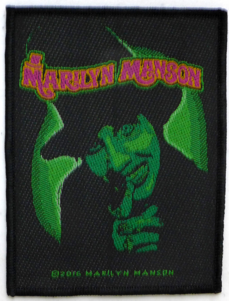 Marilyn Manson Smells Like Children Patch