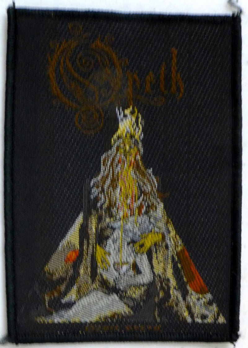 Opeth Crown Patch