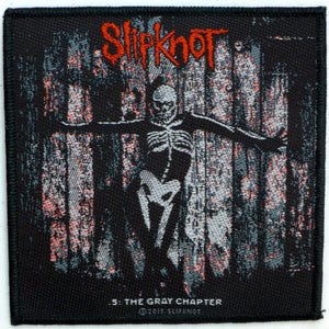 Slipknot Gray Chapter