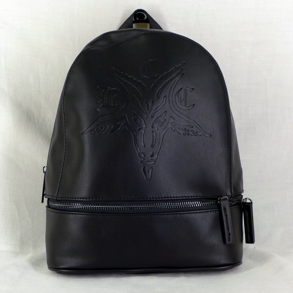 BCC Goat Embossed Medium Back Pack