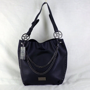 Pentagram Hobo Bag