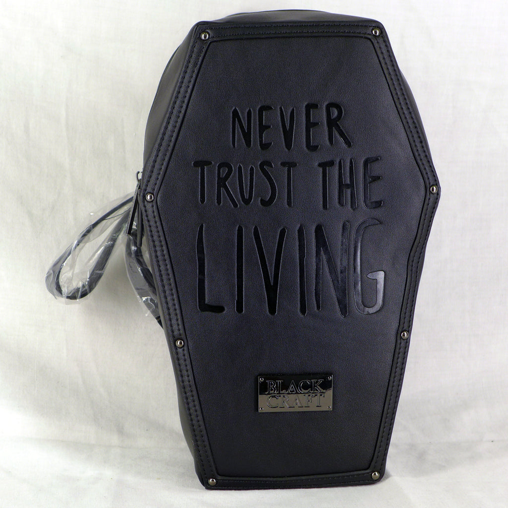 Never Trust the Living Backpack