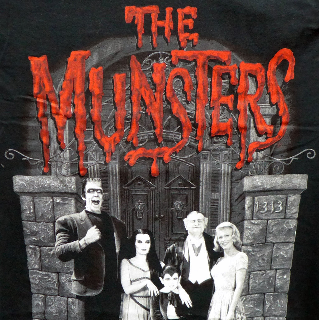 Munsters Red Family Portrait