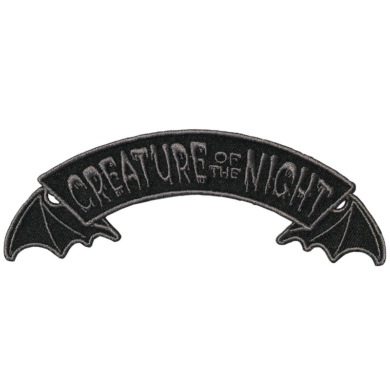 Arch-Creature of the Night Patch