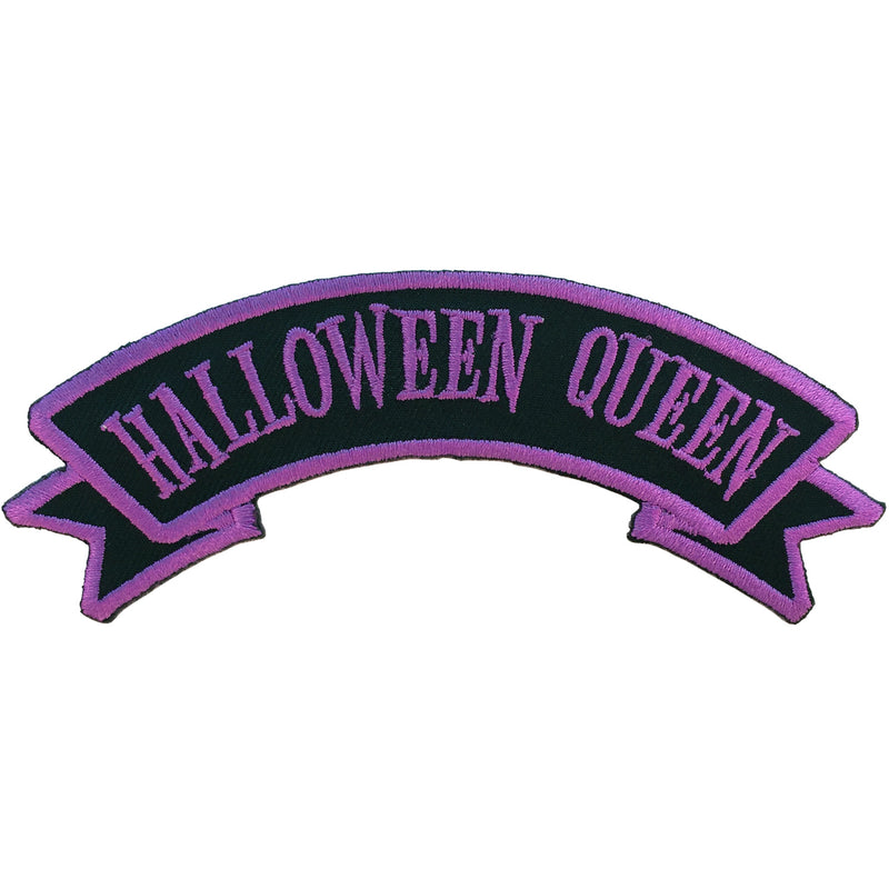 Arch-Halloween Queen Patch