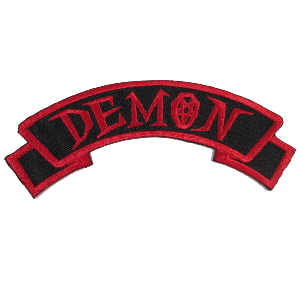 Arch-Demon Red Patch