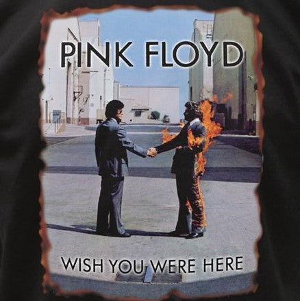 Pink Floyd Wish Burning
