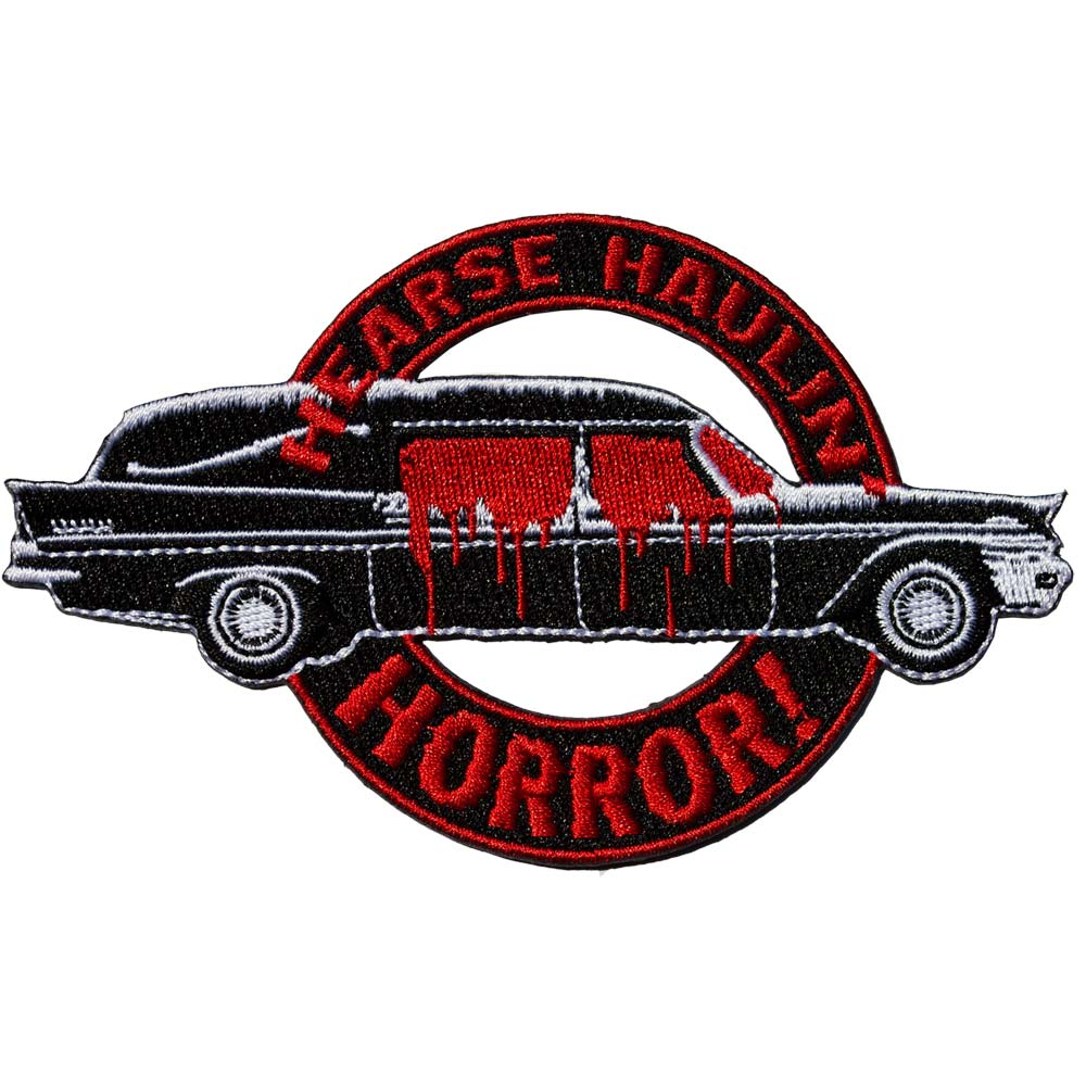 Hearse Haulin Horror Patch