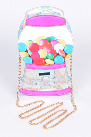 Candy Machine Silver Bag