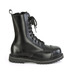 Riot-10 10 Eye Steel Toe