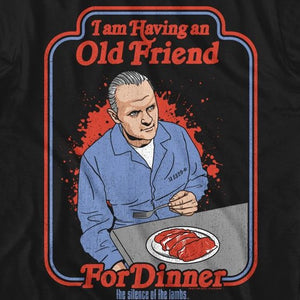 Silence of the Lambs Friend for Dinner