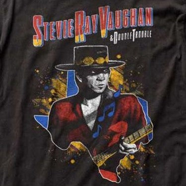 Stevie Ray Vaughn 1984 Tour