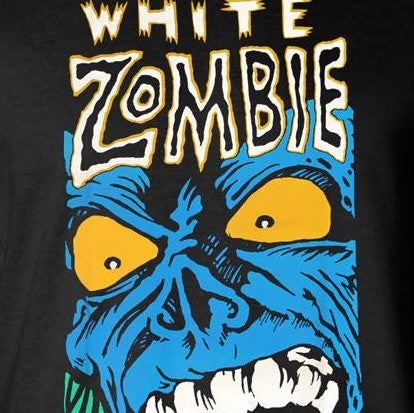 White Zombie Blue Monster