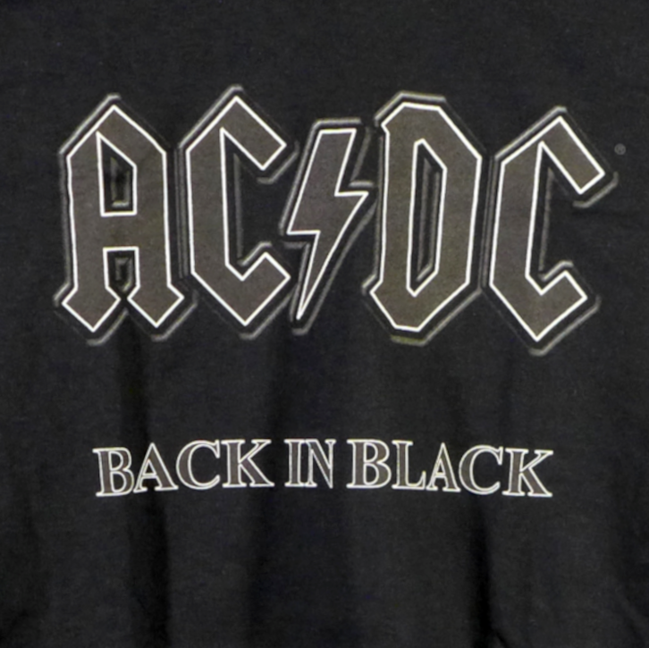 AC/DC Back in Black