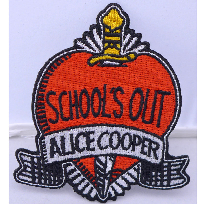 Alice Cooper Schools Out Patch