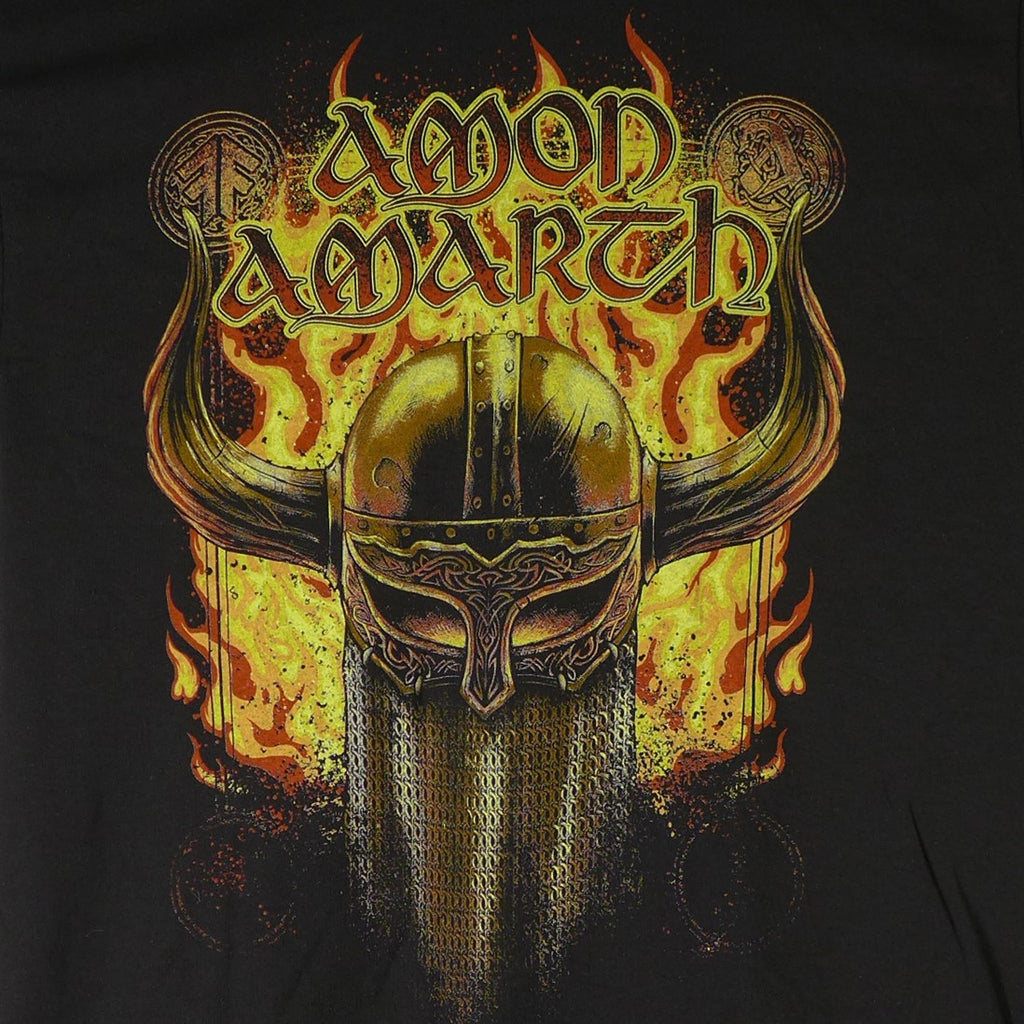 Amon Amarth Bers. Viking Face