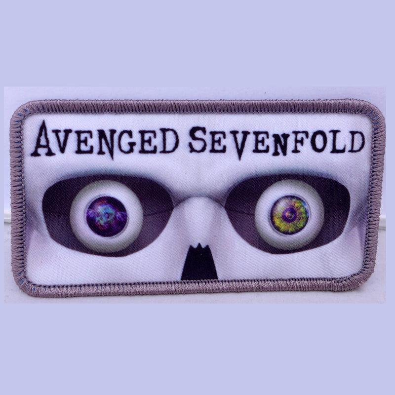 Avenged Sevenfold Eyes Patch