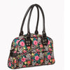 Hibiscus Bag w/Sugar Skulls