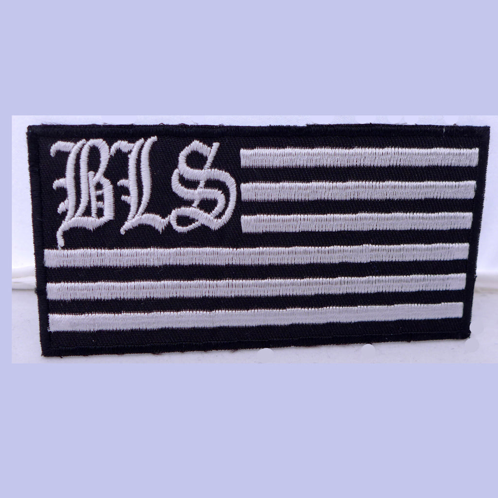 BLS Flag Patch