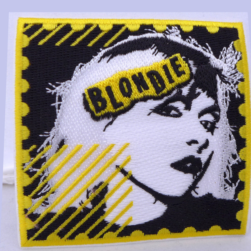 Blondie Postage Patch