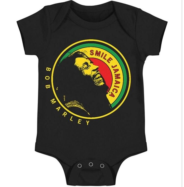 Marley Laughing Jamaica Black 1Z