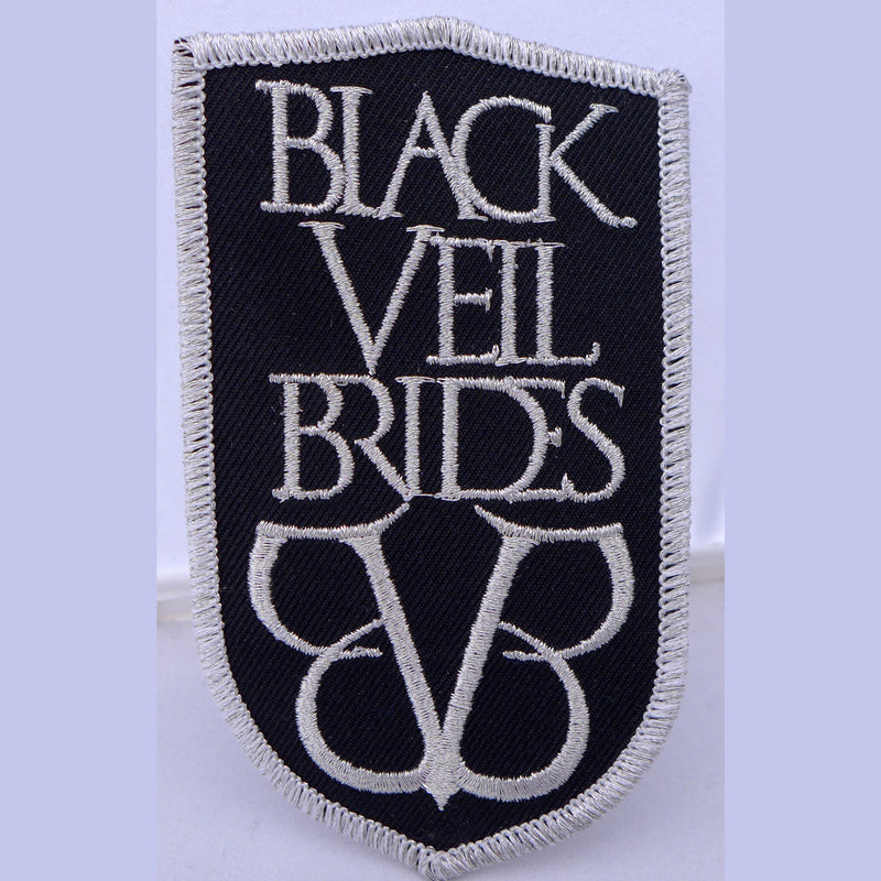 Black Veil Brides Crest Patch