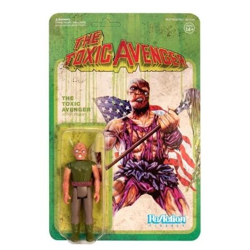 Toxic Avenger ReAction Figure