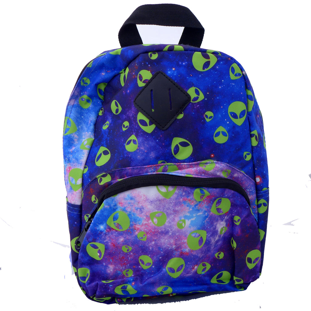 Dickies Mini Alien Galaxy Backpack