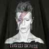 Bowie Aladdin Sane on Black