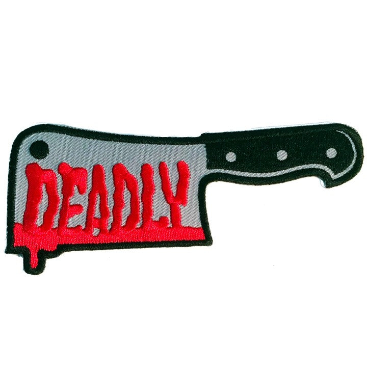Deadly Cleaver Patch