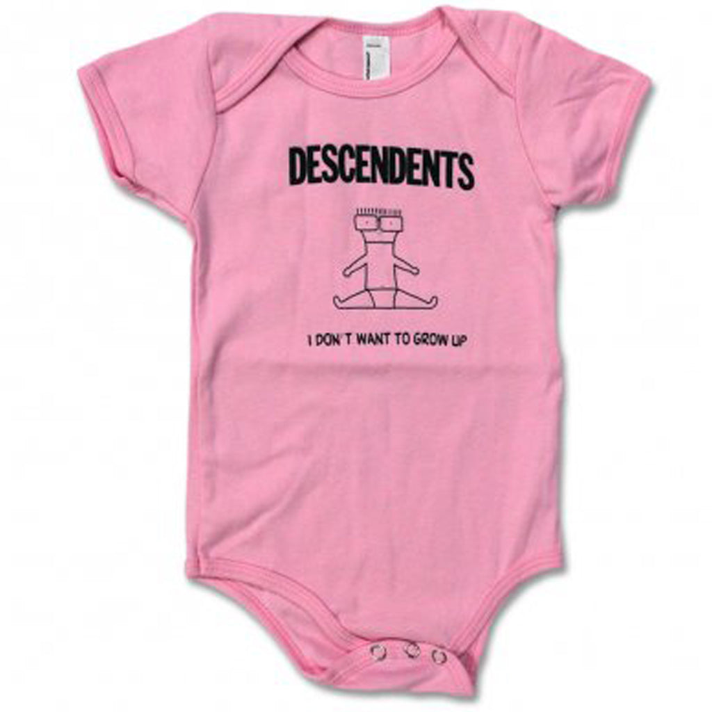 Descendents Grow Up Pink 1Z