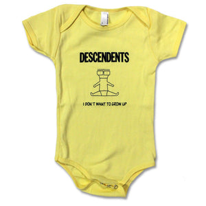 Descendents Grow Up Yellow 1Z