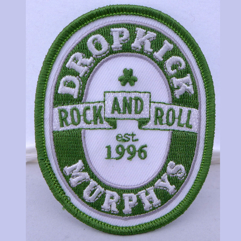 Dropkick Murphys Rock and Roll Patch