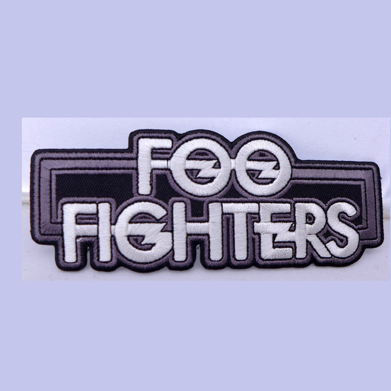 Foo Fighters New Logo Patch