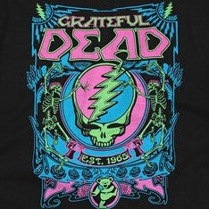 Grateful Dead SYF Blacklight